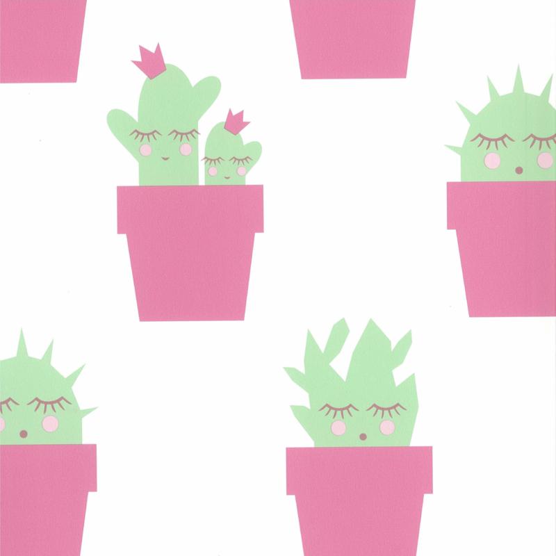 Noordwand Fabulous World behang Cactus 67102-3