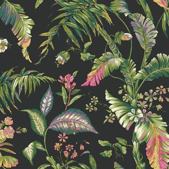 York Wallcoverings Ashford Tropics behang AT7093 Fiji Garden
