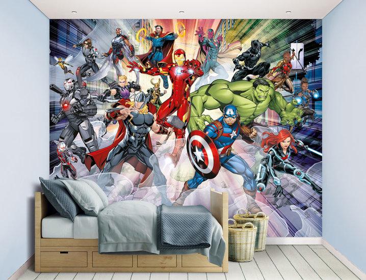 Walltastic 3D The Avengers
