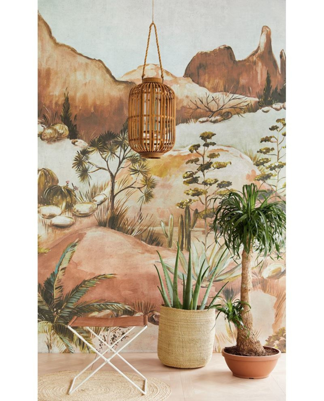 Eijffinger Terra Wallpower 391565 Savanna Earth Tones