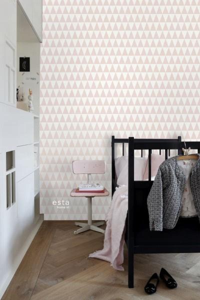 Esta Home Boho Chic Driehoek behang 148670