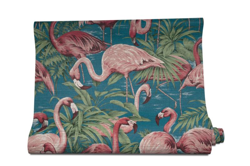 Arte Avalon behang Flamingo 31541