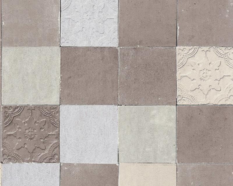 Living Walls New Walls behang Tegels 37406-3