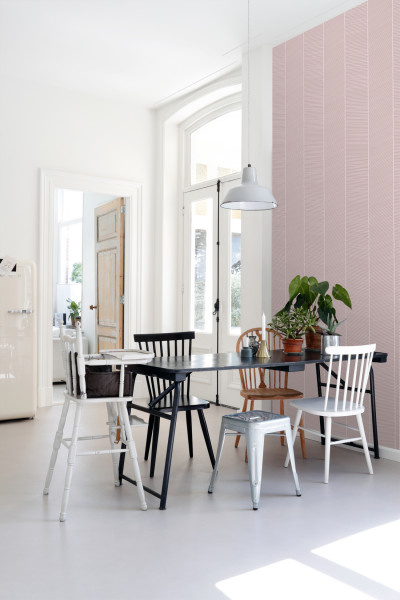 Esta Home Scandi Cool behang Visgraat 139107