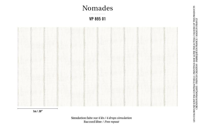Élitis Nomades behang Sari VP 89501