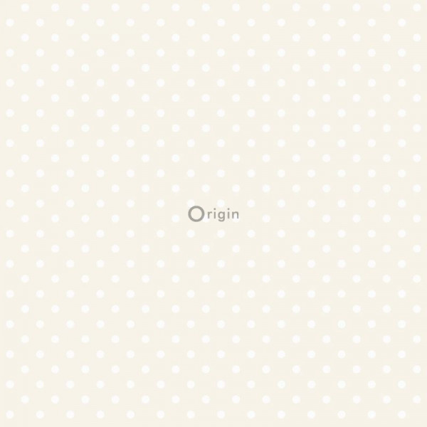 Origin Precious behang Polka Dots 346817