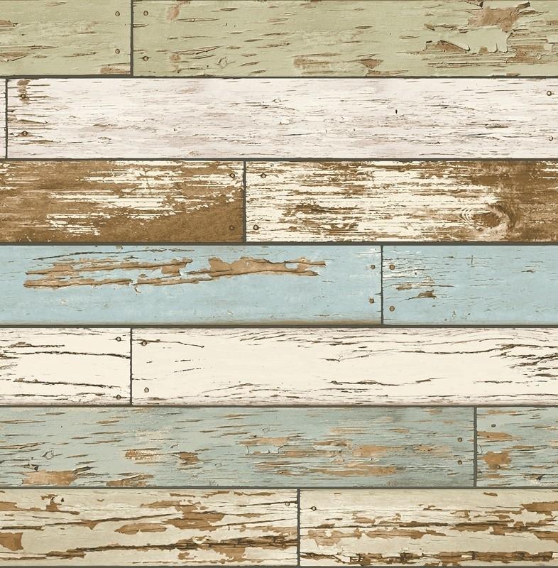 Dutch Reclaimed behang FD22302 Scrap Wood