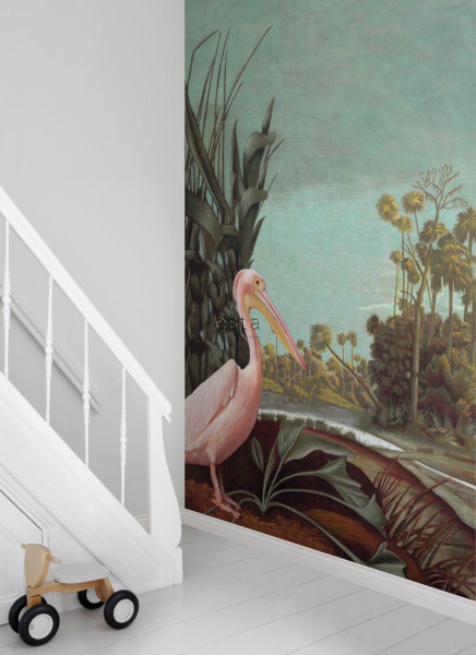 Esta Home Paradise PhotowallXL Pelican Bird 158948