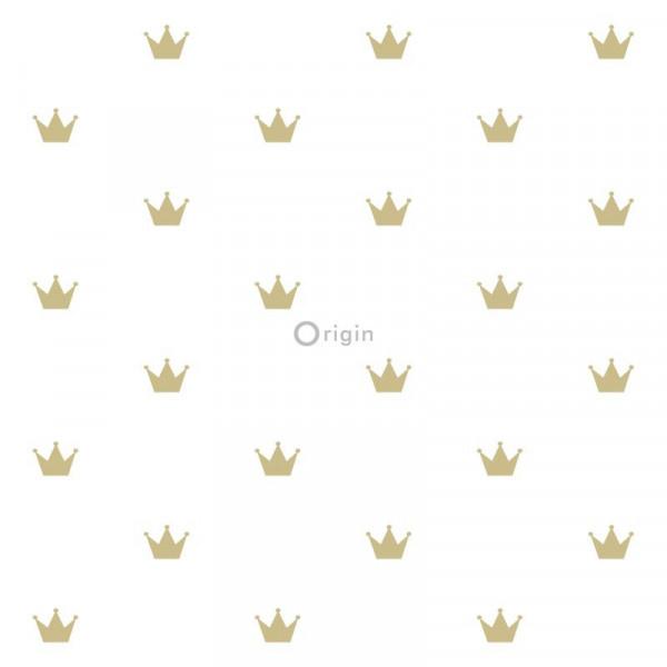 Origin Precious behang Kroontje 347678