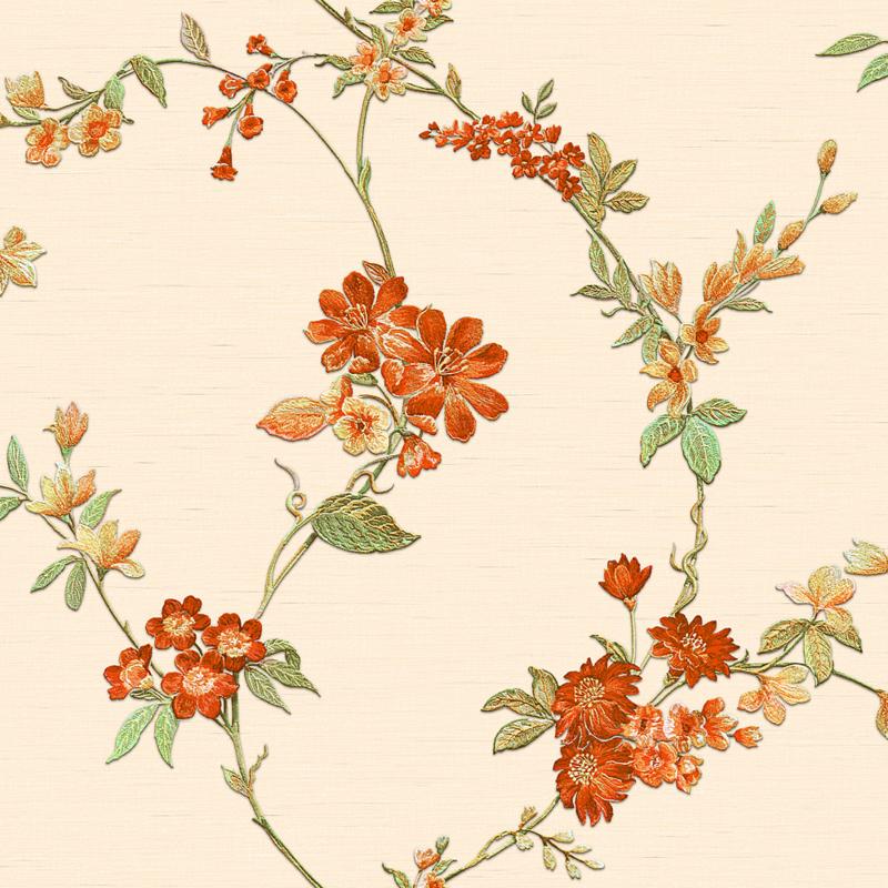 Dutch Fabric Touch behang Flower FT221211