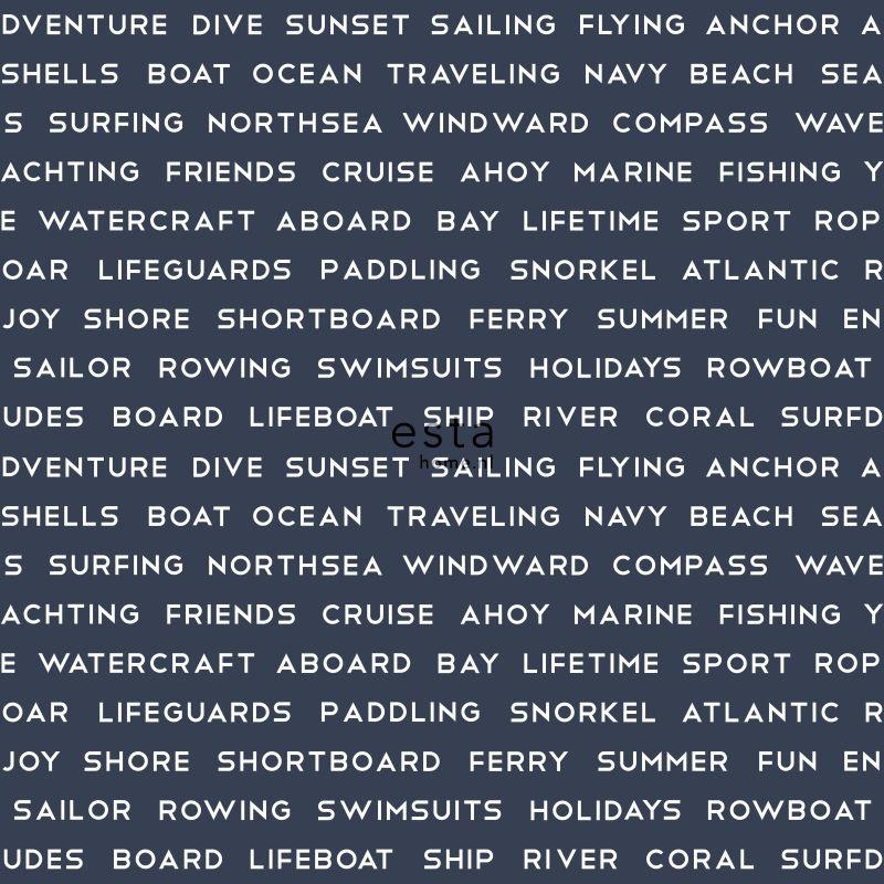 Esta Home Regatta Crew surf edition behang 138961