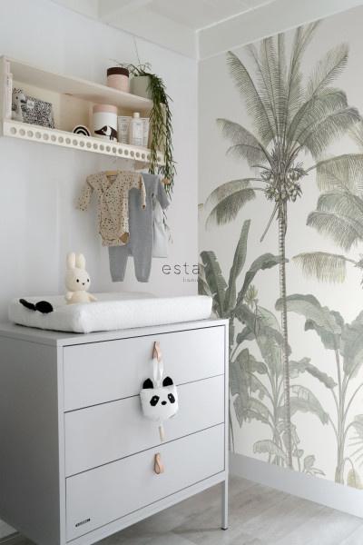 Esta Home Paradise PhotowallXL Botanical Palm Trees 158947