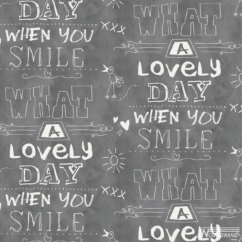 Cozz Smile behang 61166-16 What a lovely day
