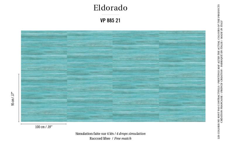 Élitis Eldorado Isola behang VP 885 21