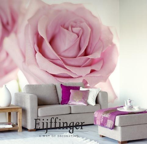 Eijffinger Wallpower Next A Rose is a Rose 393051