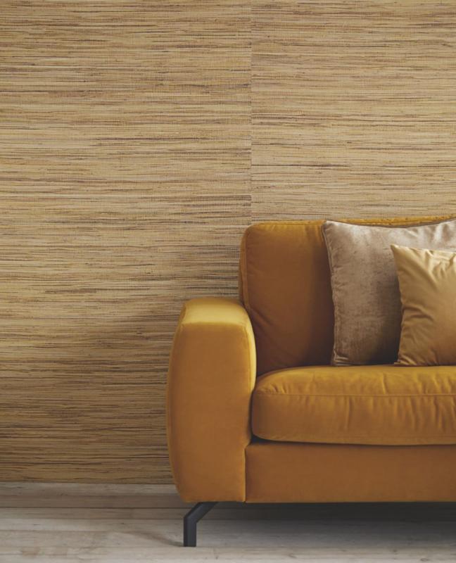 Eijffinger Natural Wallcoverings II Grasweefsel behang 389532