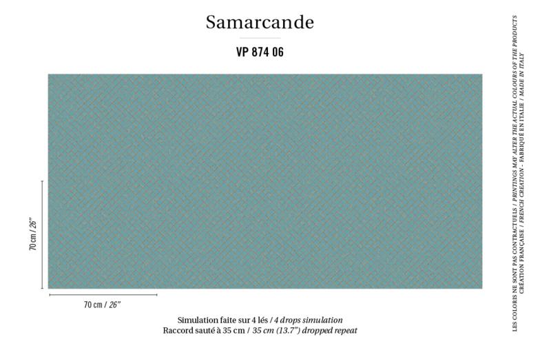 Élitis Samarcande behang Mayana VP 87406
