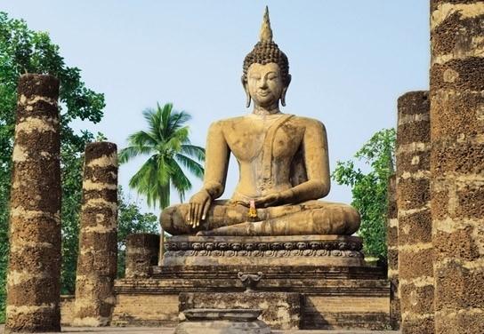 Idealdecor Sukhothai, Wat Sra Si Temple 287