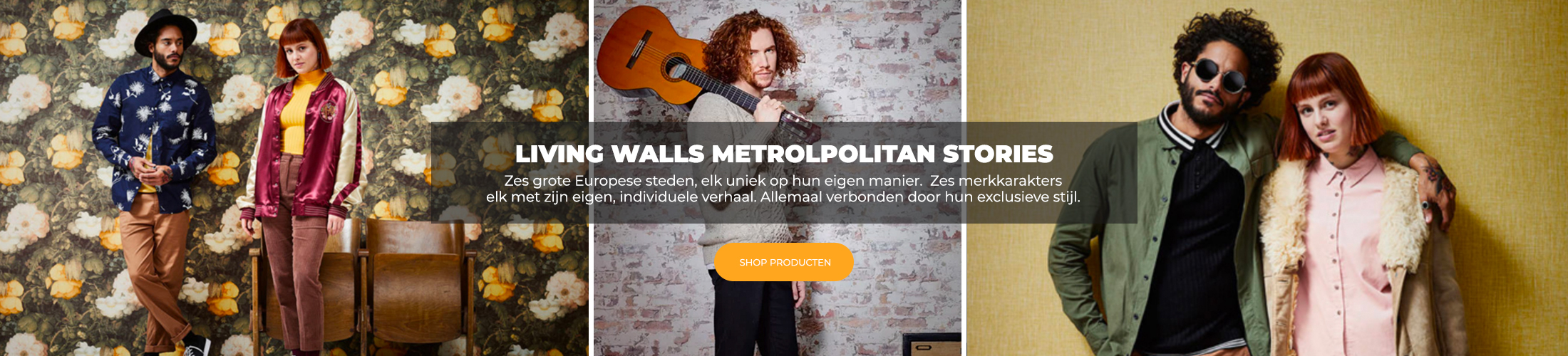 Living Walls Metrolpolitan Stories