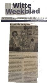 4.Witte weekblad, de echo van Voorhout.