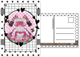 3.kaart met afbeelding Marlijnpoppendijn.