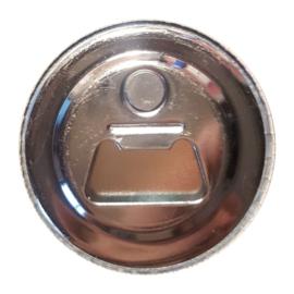 Button opener met tekst ''Meester bedankt''56 mm
