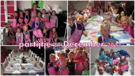 Kinderpartijtje 21 december 2013
