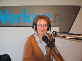 54.Radio Interview 14 November bij ,,werken FM,, in de studio Lisse 2012.