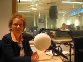 Interview Radio Eva 11 Mei 2013.