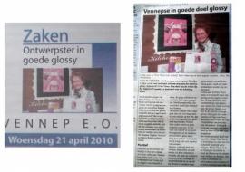 15. Interview Witte weekblad Nieuw vennep.