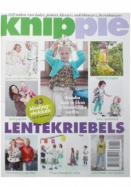 34. Knippie, reportage.