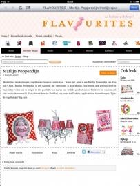 41.Op de site van Flavourites