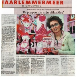 16. Interview Haarlemsdagblad.