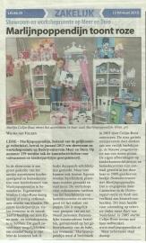 56.Witte week blad Lisse Lisserbroek 2013.