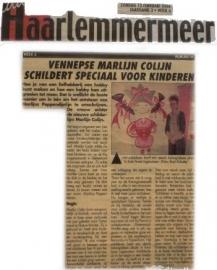 1.Haarlemmermeer zondag editie.