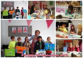 Kinderpartijtje 25 september 2013