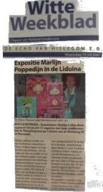 8.Witte weekblad, de echo van Hillegom.