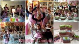 Kinderpartijtje 3 Januari 2015