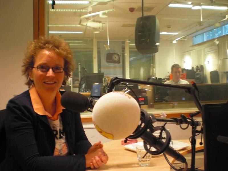 Interview Radio Eva 11 Mei 2013.