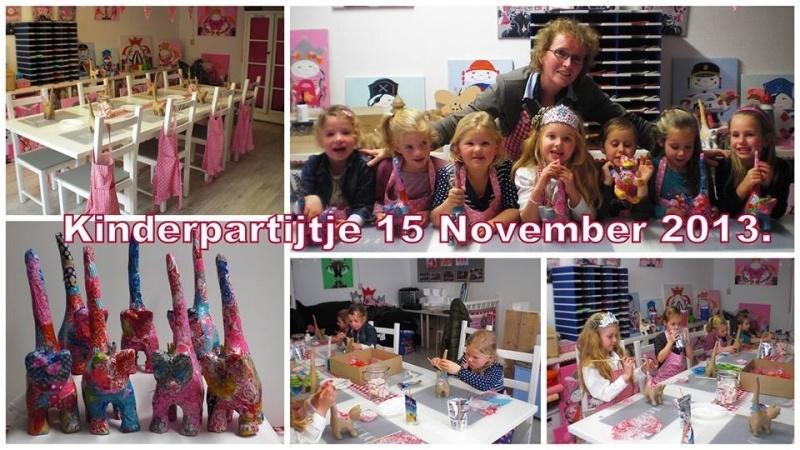 Kinderpartijtje 15 november