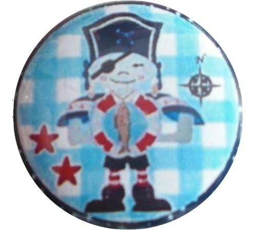 Button Piraat.