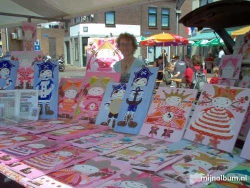 toeristenmarkt katwijk 2006