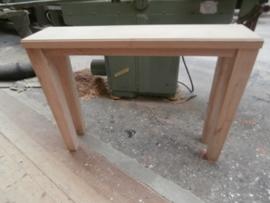 eiken side table MODERN