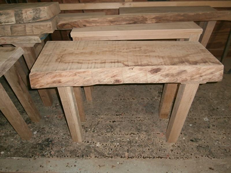 Robuuste Eiken Sidetable.Eiken Side Table Robuust Eiken Side Table Pvverbouw