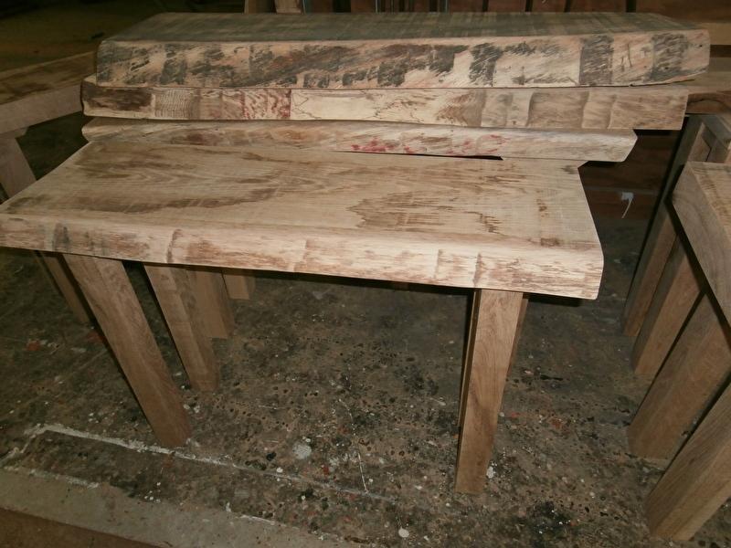 eiken side table ROBUUST