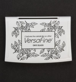 Versafine ink Onyx Black