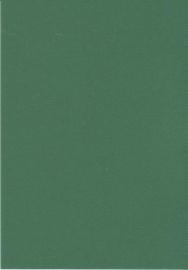 A5 hobbykarton 200gr Groen 10st