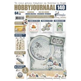 Hobbyjournaal 140 + knipvel