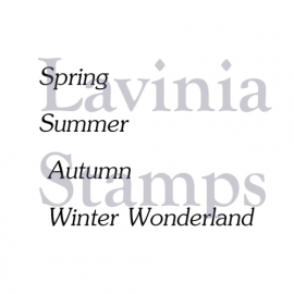 Lavinia Seasonal Words