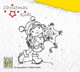 Nellie`s Christmas Kids you like my star CK001